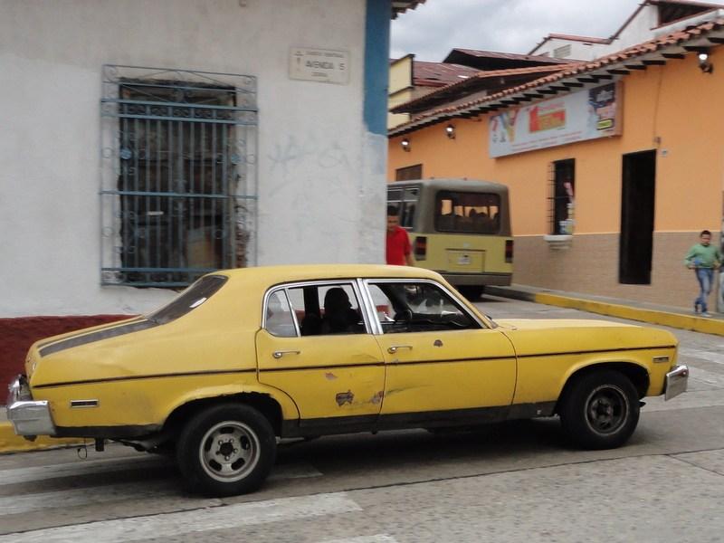 An old Nova in Merida, Venezuela